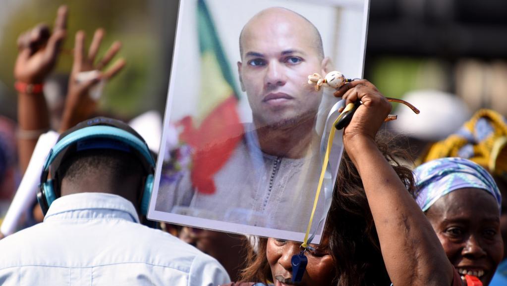 Sénégal: Karim Wade s'attaque violemment au président Macky Sall