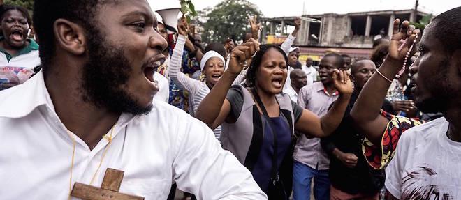 RDC - Thierry Nlandu : « Les marches se poursuivront. Nous irons jusqu'au bout ! »