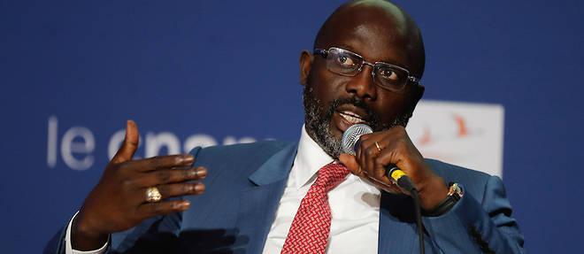 Liberia : à Paris, Weah inaugure une nouvelle ère de coopération