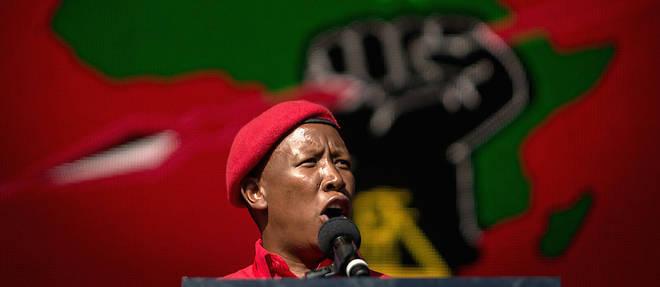 Afrique du Sud : Julius Malema, un stratège qui se rêve en président