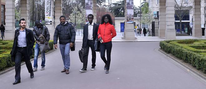 Étudiants africains en France : ce qui va changer
