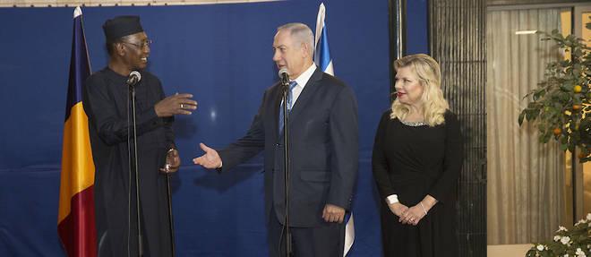 Tchad - Idriss Déby en Israël : les vraies raisons d'un voyage inattendu