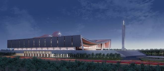 Ghana : ce projet de cathédrale qui met à mal la laïcité