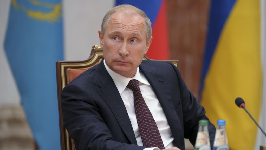Poutine propose un «statut étatique» pour l'est de l'Ukraine