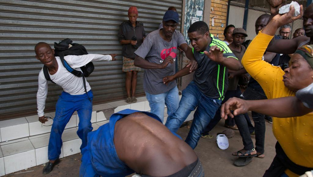 L'Afrique du Sud et le Nigeria, deux géants en défiance