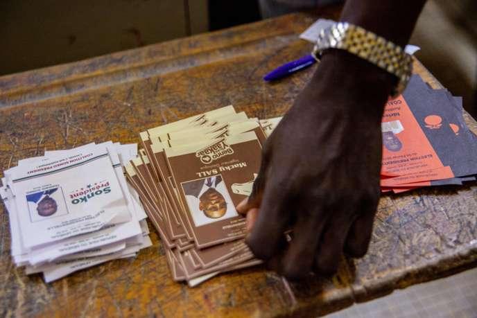 Election présidentielle au Sénégal : confusion générale à l'heure des premiers résultats