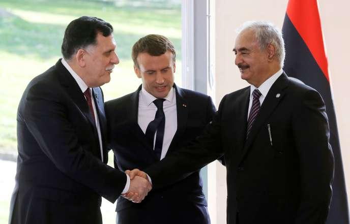 « En Libye comme au Mali, la France joue un double jeu »