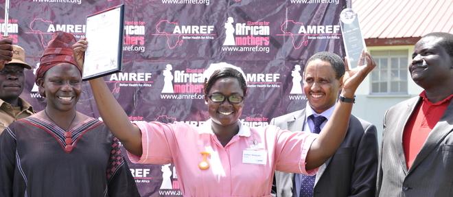 Afrique - Amref : la santé au service du développement