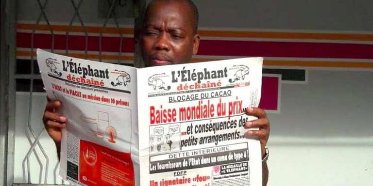 Tiémoko Assalé, le patron de presse qui déchaîne Abidjan