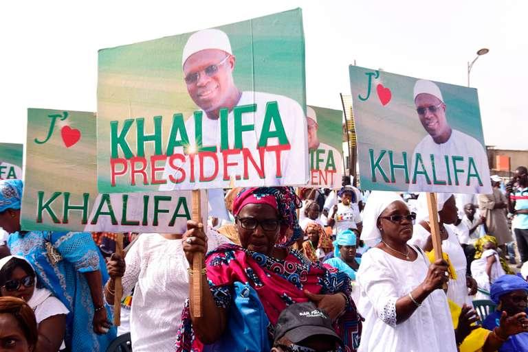 Au Sénégal, manœuvres en cours pour retirer l'immunité parlementaire de Khalifa Sall