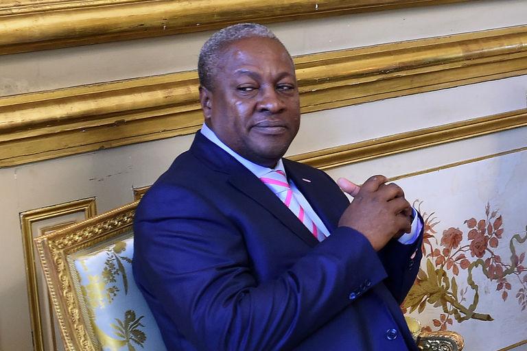 Ghana : l'optimisme forcené du président face à la crise