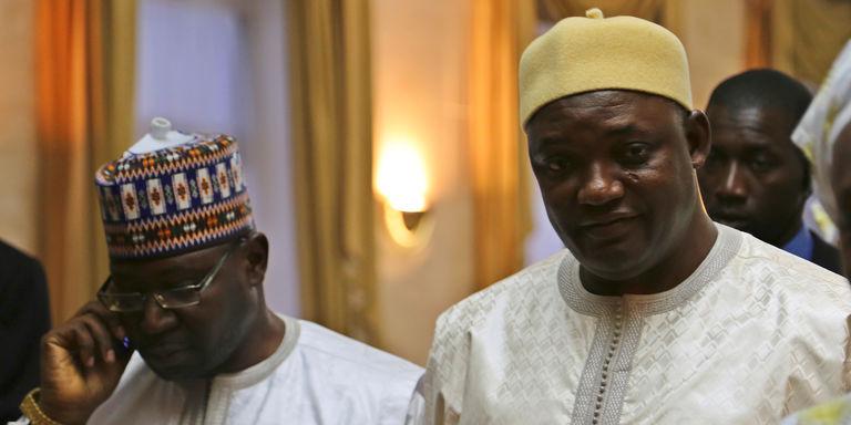 Adama Barrow : « Avec le Sénégal, il y aura un niveau d'amitié comme jamais auparavant »