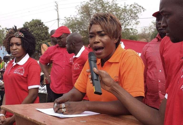Safiatou Lopez, figure de la révolution burkinabée, brutalement arrêtée à Ouagadougou