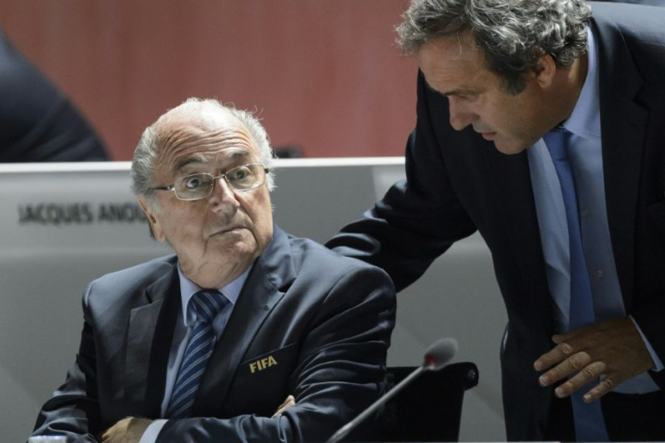 Fifa: Platini plus durement sanctionné?