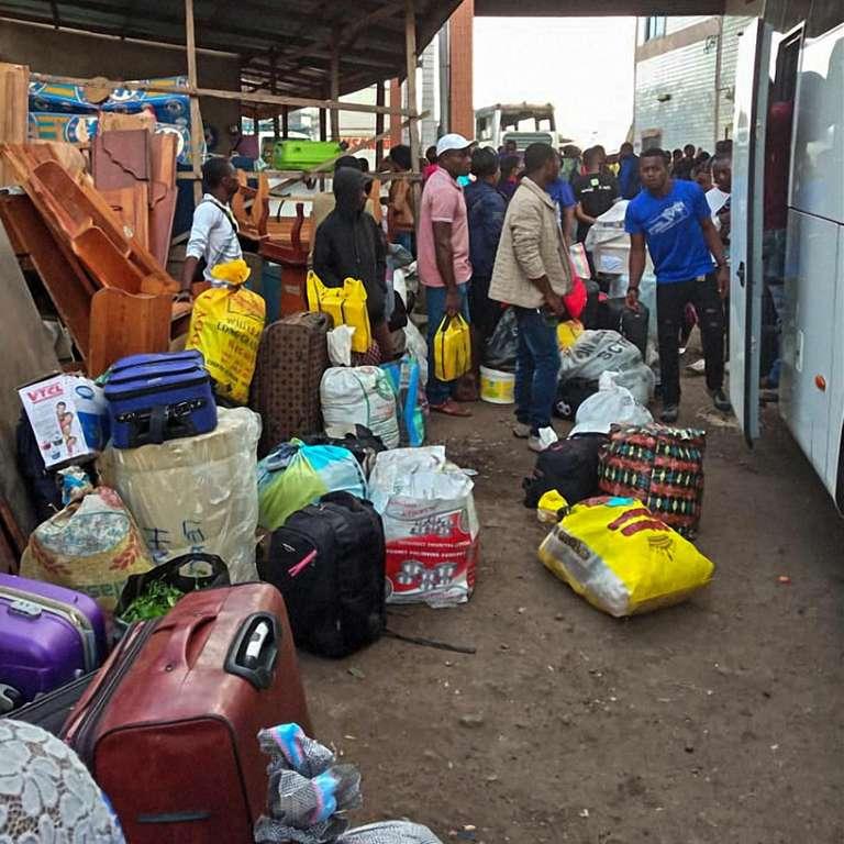 Les autorités tentent de contenir l'« exode massif » depuis les régions anglophones du Cameroun
