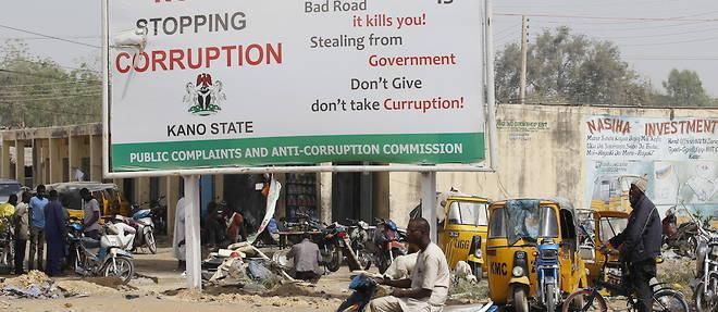 Corruption : le Nigeria à la croisée des chemins