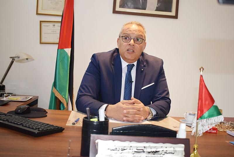 Actualités ivoiriennes et palestiniennes / Regard de l'ambassadeur Abdal Karim EWAIDA