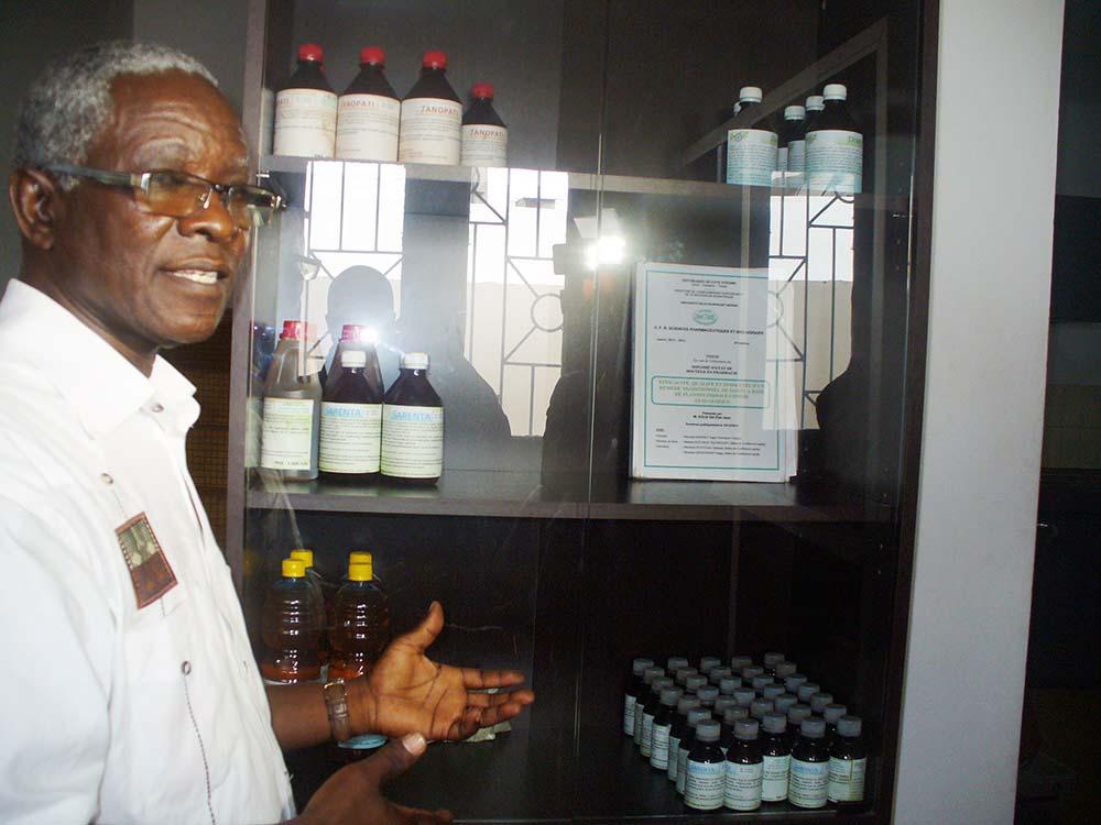 Inauguration de la Maison du bien-être: Centre de Réflexologie Plantaire et de Détoxination Ionique