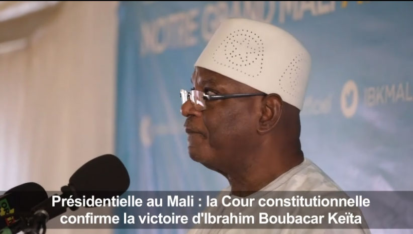 Mali : l'opposition va-t-elle accepter la main tendue d'IBK ?