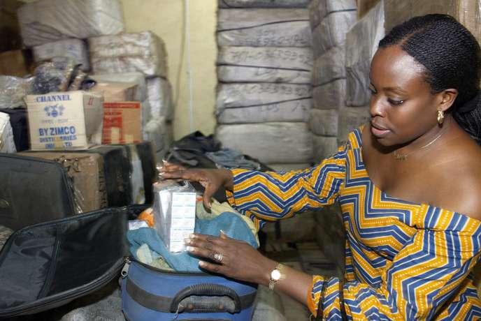 Le Nigeria, principale porte d'entrée de faux médicaments sur le continent