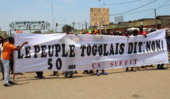 L'opposition togolaise affaiblie par ses querelles internes