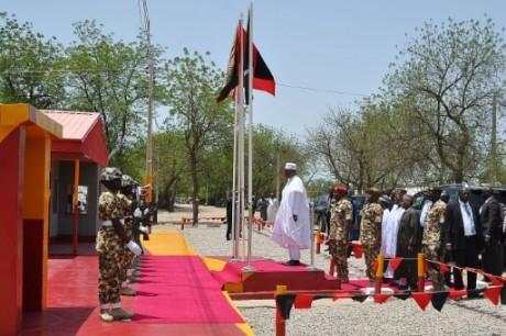 Nigeria: le parti au pouvoir affirme son soutien