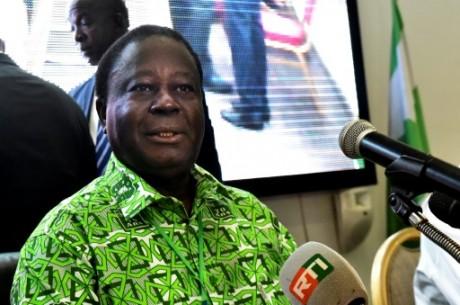 Côte d'Ivoire: l'ex-président Bédié pourrait se présenter